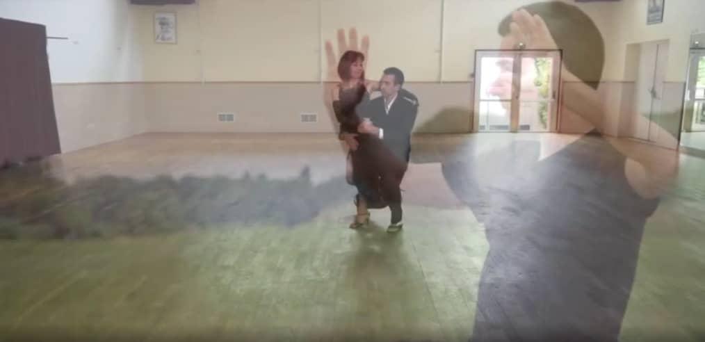 Pratique du Tai Chi par le professeur de danse Daniel