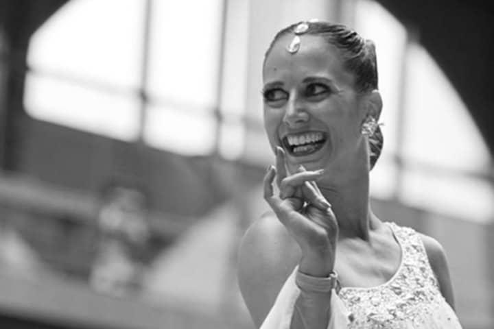 Professeur de danse Lucie Jeanne