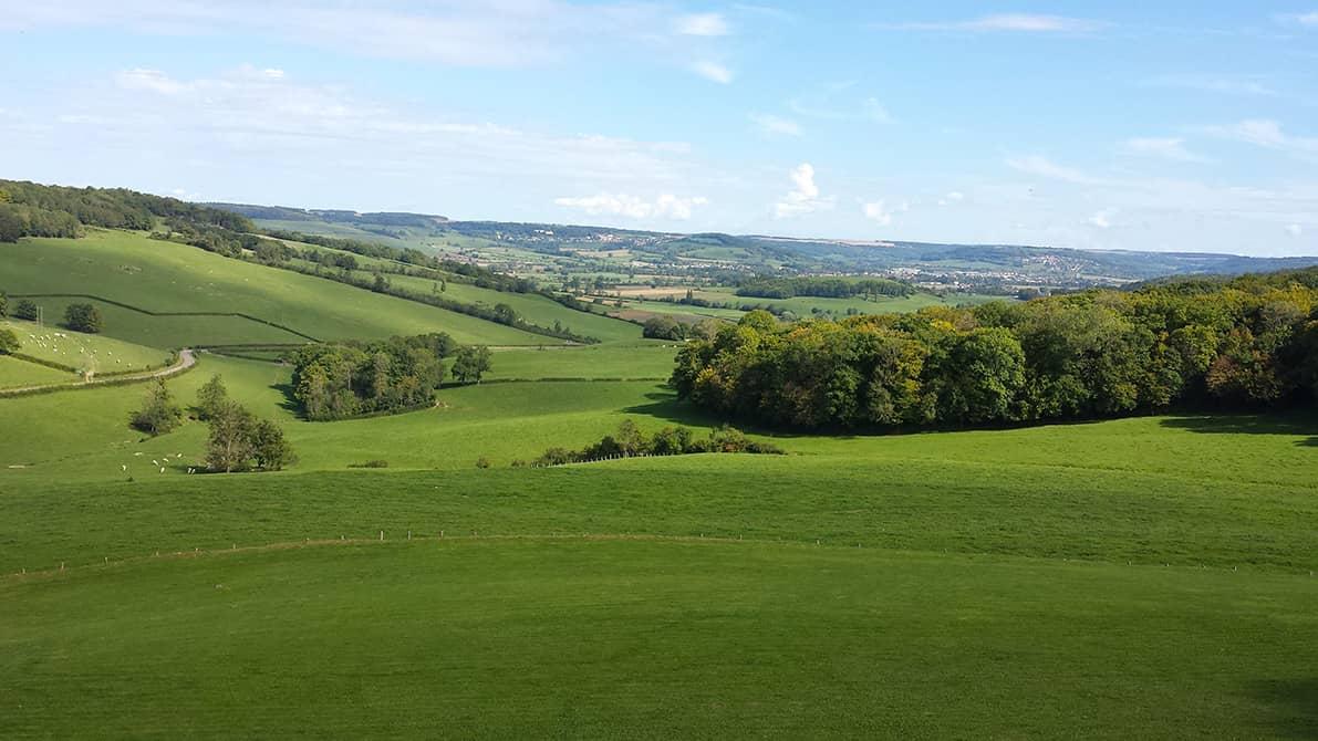 Vallée en Bourgogne