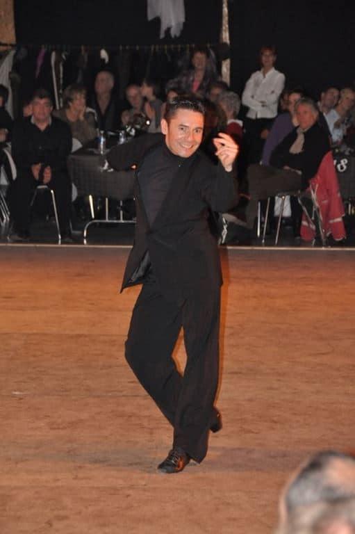 Professeur de danse Laurent Françon