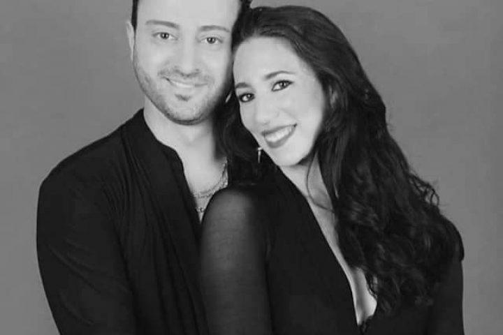 Professeurs de danse Amandine et Michael