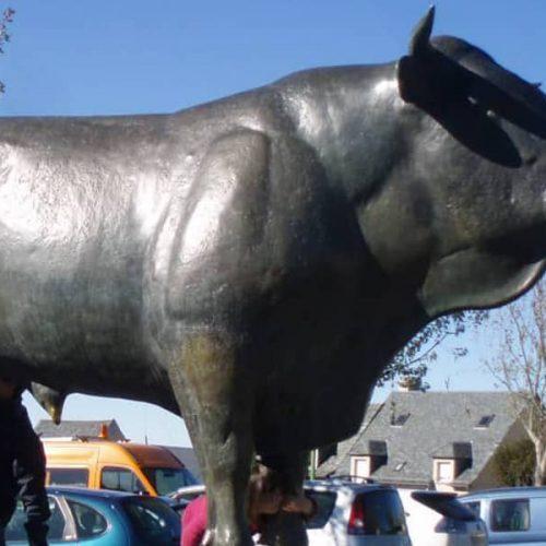 Le taureau de Laguiole
